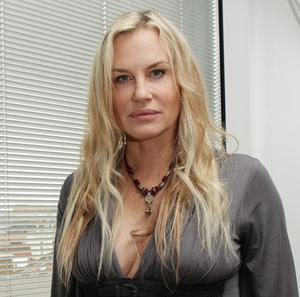 Daryl Hannah has been released from jail following her arrest