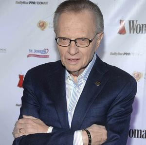 Larry King has pulled down the curtain on his CNN talk show, Larry King Live, after 25 years