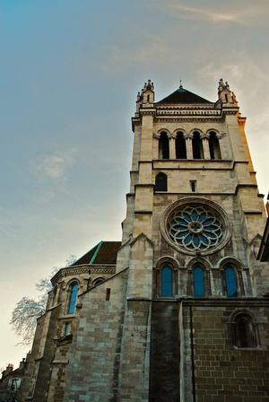 Geneva is known as the 'Rome of Protestantism';