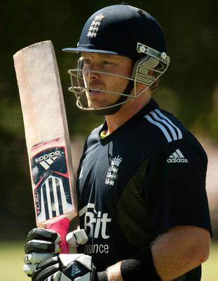 England's Ian Bell is hoping to be one of the stars of the 10th Cricket World Cup which kicked off yesterday