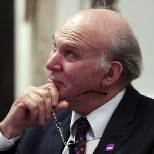 Japan is safe and open for busness, Business Secretary Vince Cable told UK firms