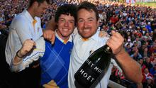 Graeme McDowell and Rory McIlroy are setting the golfing world alight and are now both in the Top 10