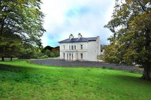 """<b>4. Craigdarragh House, 57 Craigdarragh Road, Helens Bay, Bangor, County Down, For Sale Guide Price £2,000,000</b> In his book, Buildings of North County Down, C E B Brett refers to Craigdarragh House as """"A very fine, grand house in Charles Lanyon's most ornate style: externally if not internally, almost as grand as Ballywalter Park the home of Lord Dunleath. A stone and stucco house in Italianate palazzo style."""" <p><b>To view property <a href=""""http://www.propertynews.com/Property/Bangor/RBWNRBWN0533/57-Craigdarragh-Road/181805341/Page2"""" title=""""Click here to view property"""">Click here</a> </a></p></b>"""