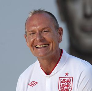 Paul Gascoigne's agent dismissed reports that the former football star had hit the bottle