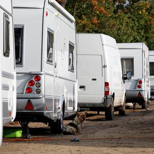 The unemployment rate among travellers has risen to 84 per cent, new figures show