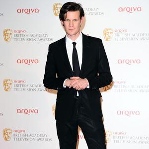 Matt Smith cannot indulge his love of football on the Doctor Who set