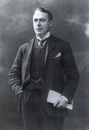 Titanic designer Thomas Andrews. Photograph © National Museums Northern Ireland. Collection Ulster Folk & Transport Museum
