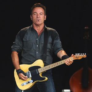 Bruce Springsteen has been named the MusiCares person of the year 2013