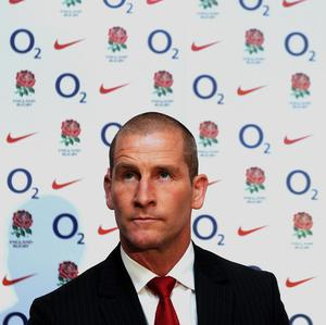 Stuart Lancaster says England must work on their composure