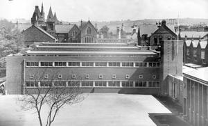 Methodist College Belfast- Building, 1954