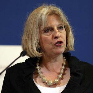 Theresa May admitted funding for an anti-radicalisation strategy has gone to groups it 'should have been confronting'
