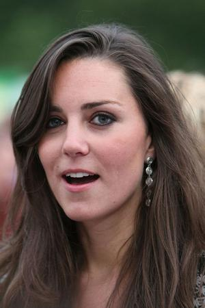 LONDON - JUNE 27:  Kate Middleton attends the 46664 concert in celebration of Nelson Mandela's life at Hyde Park on June 27, 2008 in London, England.  (Photo by Dan Kitwood/Getty Images)