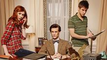 The eleventh Doctor is a man who often keeps things from his friends... for their own good of course