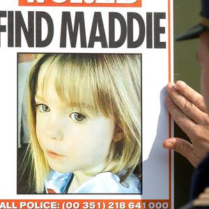A possible sighting of Madeleine McCann in India has been played down by her family