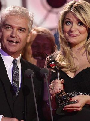 This Morning, presented by Phillip Schofield and Holly Willoughby