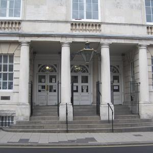 Lesley Dunford is on trial at Lewes Crown Court accused of murdering her daughter