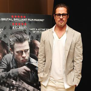 Brad Pitt could see himself in a Bollywood movie
