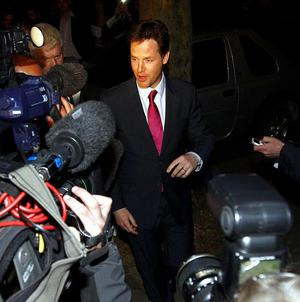 Nick Clegg is Britain's new Deputy Prime Minister