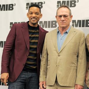 Tommy Lee Jones is full of praise for his co-star Will Smith