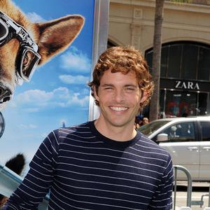 James Marsden says Russell Brand is very talented