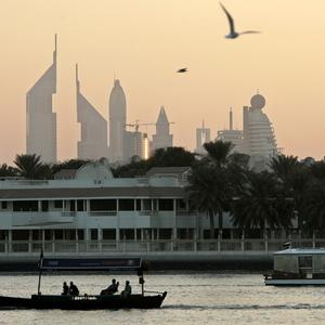 Westerners have come into conflict with the strict social codes in Dubai (AP)