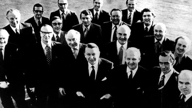 Government of Northern Ireland: The Executive. December 1973.