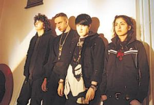 <b>5. The XX - XX </b><br/> Graduates of the Elliott School in Putney, whose famous alumni include Hot Chip, Burial, Adem, The Maccabees and Four Tet, the young south London trio's self-titled debut album wowed critics with its minimalist indie-pop. Their stripped-back arrangements, featuring the most skeletal of guitar motifs, sparse drum-machine beats and the sultry male/female vocals of Oliver Sim and Romy Madley Croft, are mesmeric. Compelling from start to finish, it instantly creates a distinct atmospheric sound while conjuring up the spectre of minimalist late-70s electro-indie band Young Marble Giants' album Colossal Youth.