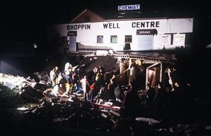 Ballykelly Disco bombing at Droppin Well Pub (INLA Bombing) 17 people died (mostly troops from the Cheshire Regt. who were with their wives and girlfriends) 7/12/82