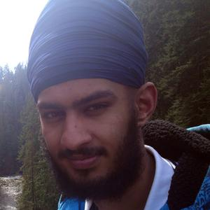 Gagandip Singh who was found dead in the boot of blue Mercedes on fire in Blackheath