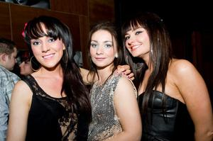 The Northern Whig pictured Martine McCabe, Suzanna McCabe and Jaqueline Haughey