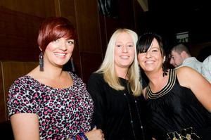 The Northern Whig pictured Leanne Boyle, Lisa Lecky and Sinead Galbraith