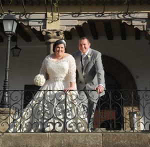EDWARD and Emma Butler fell in love after meeting at the Basement bar in Belfast.