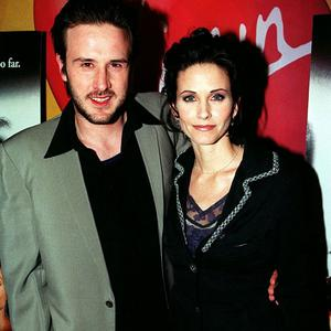 David Arquette has filed for divorce from wife Courteney Cox