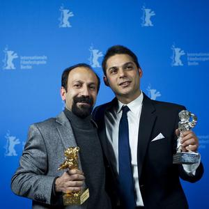 Asghar Farhadi and Peyman Moadi picked up prizes at Berlin
