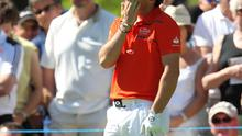 Rory McIlroy has missed the cut at the US Open - his fourth in five tournaments