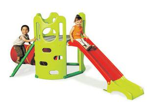 <b>3. Smoby Adventure Tower</b>  £199.99, elc.co.uk  Inspire active adventures with this tower from Smoby, including platform, ladder, slide tunnel and climbing wall. You can even put the slide into a paddling pool.
