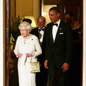 Barack Obama has sent the Queen the 'heartfelt congratulations of the American people' to mark her Diamond Jubilee