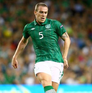 Richard Dunne cannot wait to lead his country at Euro 2012