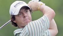 Rory McIlroy  during the final round of the Quail Hollow Championship golf tournament. May 2, 2010.