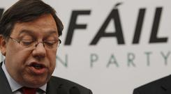 Taoiseach Brian Cowen has called a general election in the Republic for 11 March.
