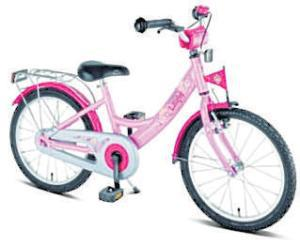 CHILDREN <b>Puky Princess Lillifee</b><br/>  Puky's children's bikes are well made, hard-wearing and unapologetically childish, just as this girly number for three-yearolds (or those ready for 16-inch wheels) is unapologetically pink.  <b>Where</b> www.pukydirect.co.uk  <b>How much </b>£195