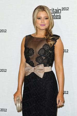 Holly Valance attends Britain Creates 2012: Fashion & Art Collusion  at Old Selfridges Hotel on June 27, 2012 in London, England.