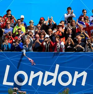 Jeremy Hunt said the Olympics had captured the attention of the world