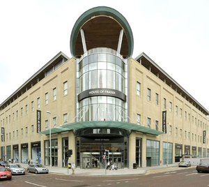 House of Fraser Belfast is undergoing its first significant refurbishment since the store opened in 2008