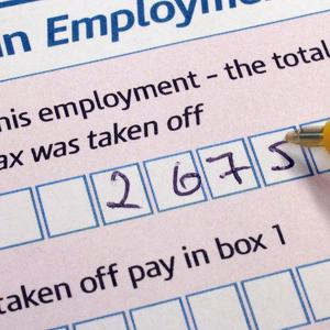Nearly two million people who have underpaid income tax are having the amount they owe written off