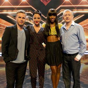 The X Factor was watched by less viewers on the final weekend than in 2010