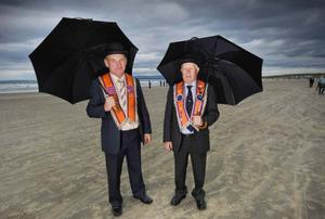 The Twelfth 2010. Rossnowlagh, Co. Donegal