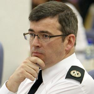 Assistant Chief Constable Drew Harris said police face a severe threat from dissident republicans