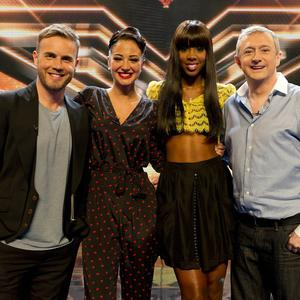 The X Factor judges' acts are vying to record the single