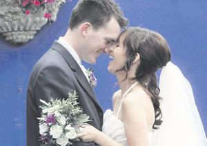 "Patrick and Anne-Marie Smith <p><b>To send us your Wedding Pics <a  href=""http://www.belfasttelegraph.co.uk/usersubmission/the-belfast-telegraph-wants-to-hear-from-you-13927437.html"" title=""Click here to send your pics to Belfast Telegraph"">Click here</a> </a></p></b>"